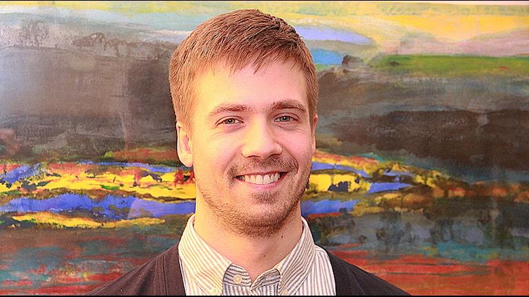 Nils Holmqvist. Foto: Lars Ekman/Sveriges Radio