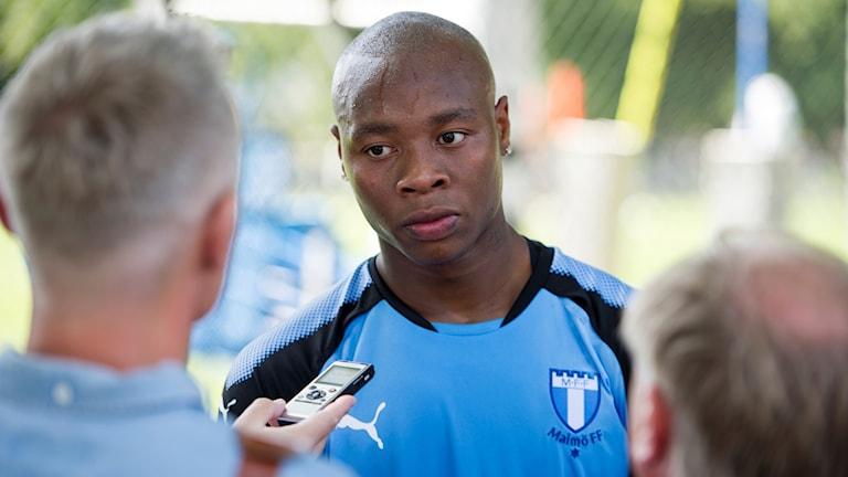 Carlos Strandberg, Malmö FF
