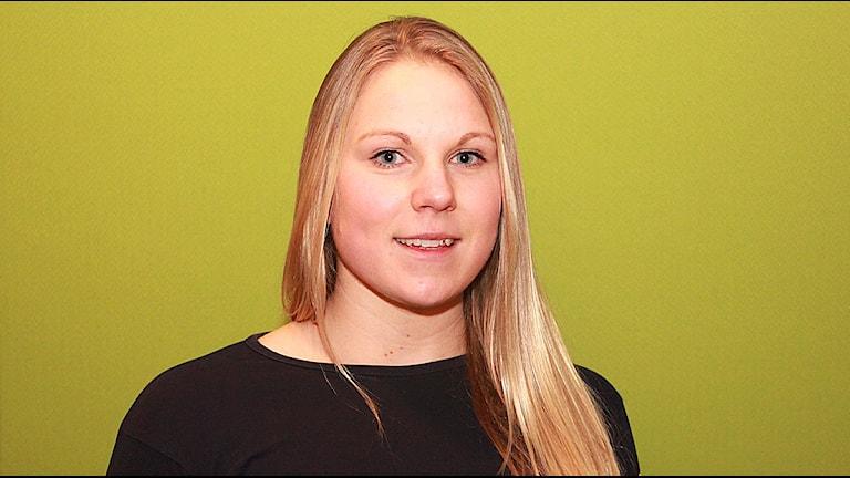 Josefin Nilsson. Foto: Lars Ekman/Sveriges Radio