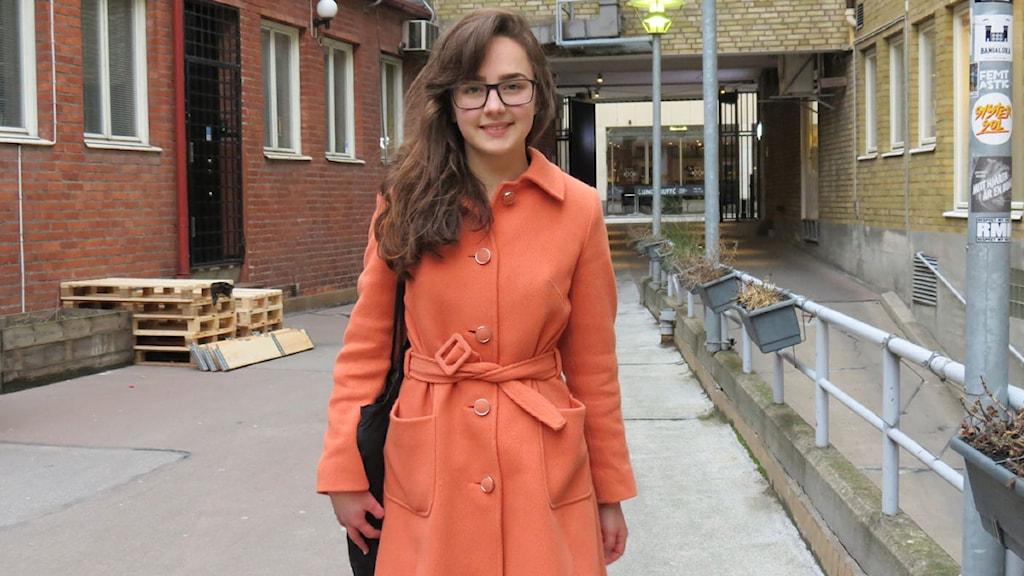 Matilda Hellström ordförande i Svea