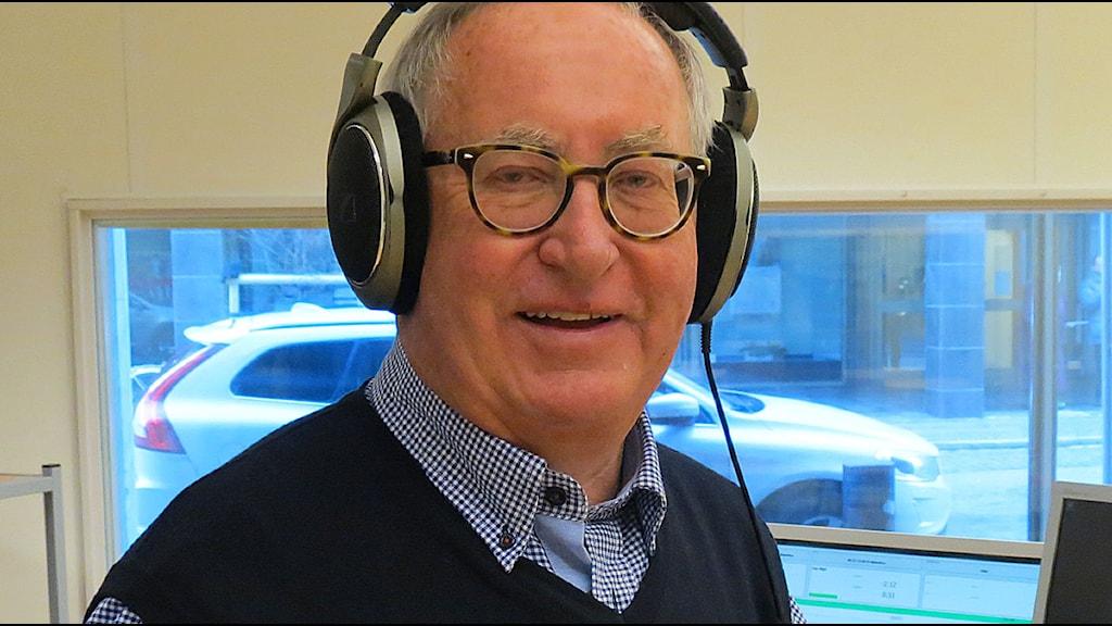 Karsten Erichs. Foto: Lars Ekman/Sveriges Radio