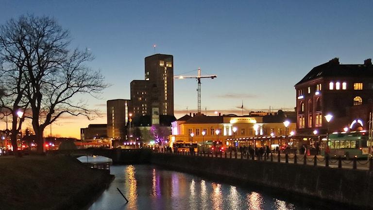 Malmös nya konserthus Malmö Live . Foto: Karin Olsson-Bendix/Sveriges Radio