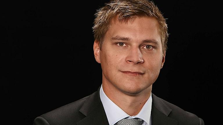 Björn Hellkvist, assisterande tränare, Malmö Redhawks Foto: Stig Kenne/TT