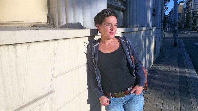 Bozana Novakovic kom från Bosnien 1993 och jobbar nu i Malmö. Foto: Privat