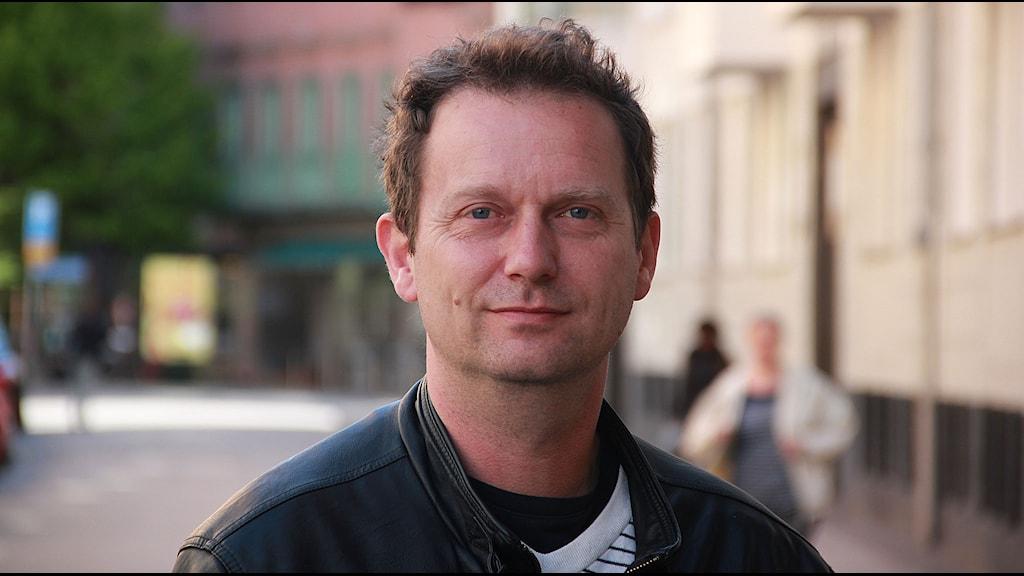 Håkan Jönsson, etnolog. Foto: Lars Ekman/Sveriges Radio