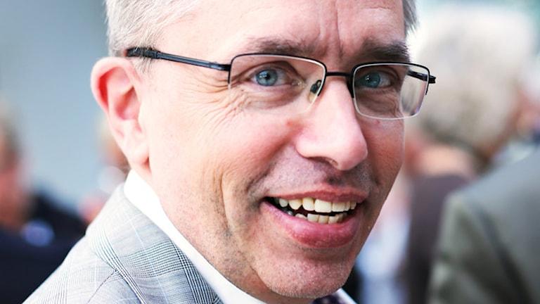 Alf Jönsson, ny regiondirektör i Region Skåne. Foto: Region Skåne.