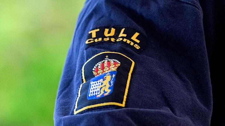 Tullverket. Foto: Ludvig Thunman/TT