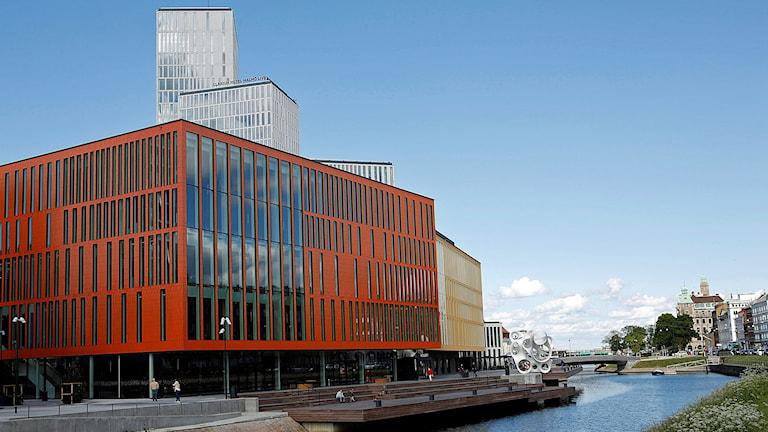 Malmö Live är en viktig satsning på musiken, kulturen och nöjeslivet i Malmö. Staden får ett efterlängtat konserthus med akustik i världsklass och Malmö SymfoniOrkester får fler och mer flexibla scener. Foto: Drago Prvulovic/TT