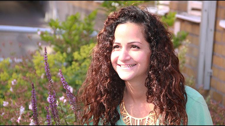 """Susanne """"Suuz"""" Naffah. Foto: Lars Ekman/Sveriges Radio"""