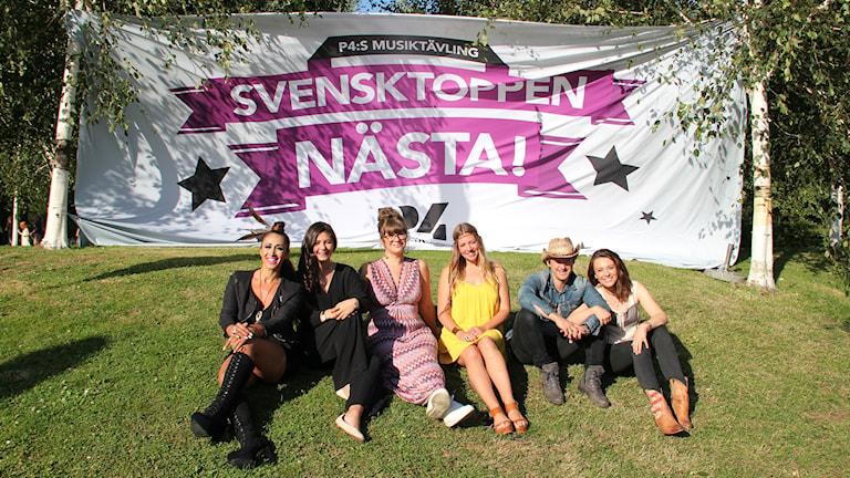 Finaldags i Svensktoppen nästa