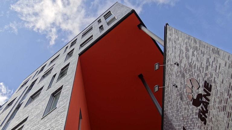 Region Skånes kontorshus i Dockan i Malmö. Foto: Johan Nilsson / TT