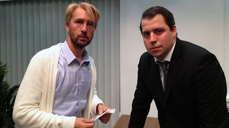 Direktören för det hela (Olle Sarri)