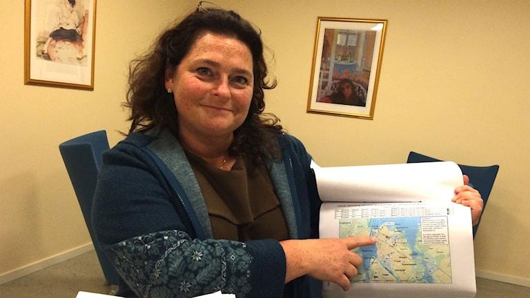 Kammaråklagare Eva Johnsson