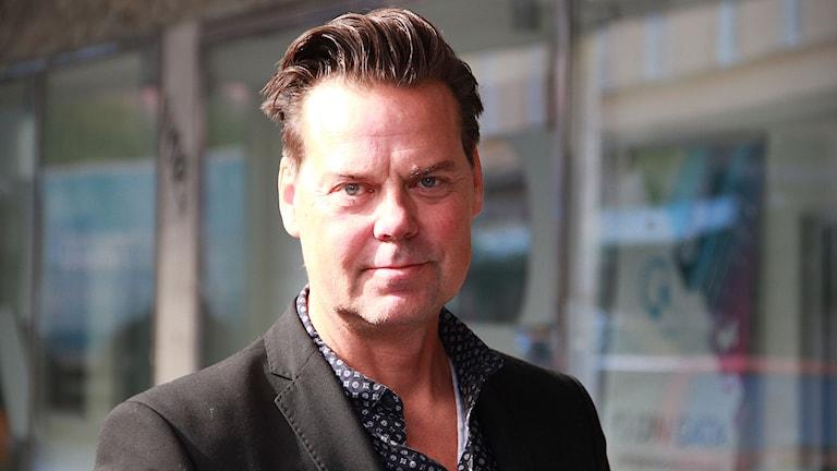 Stefan Berg. Foto: Lars Ekman/Sveriges Radio