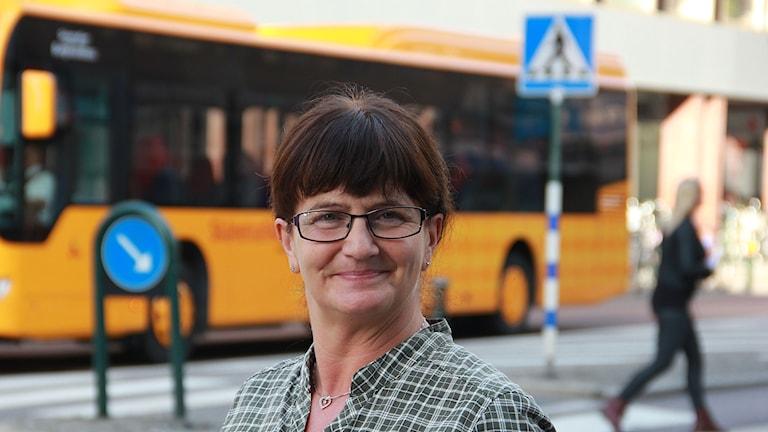 Lotten-Säfström. Foto: Lars Ekman/Sveriges Radio