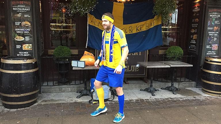 Foto: Anton Kalm/Sveriges Radio