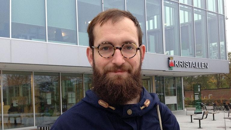 Petter Forkstam (MP), ordförande miljönämnden Lund