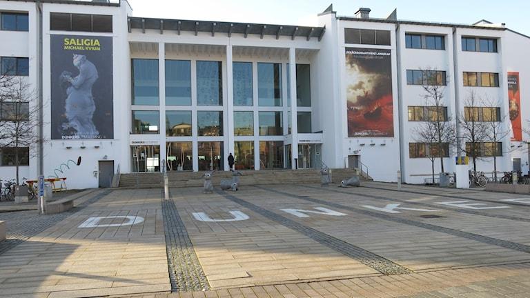 Dunkers kulturhus, en av kulturinstitutionerna i Helsingborg där man medvetet jobbat med kultur för nyanlända.