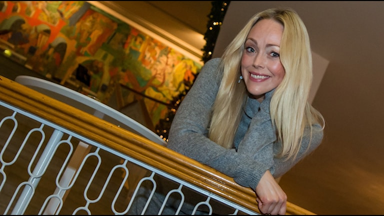 Linda Olsson. Foto: Per Jahnke