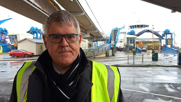 Henrik Rørbæk Foto: Lina Sundahl Djerf/Sveriges Radio
