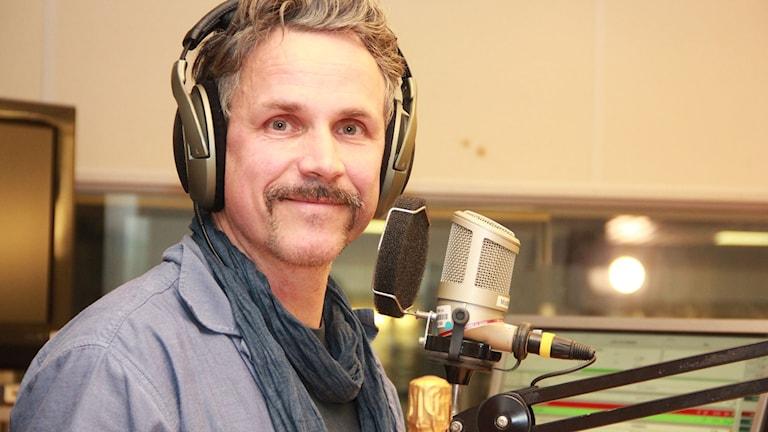 Erik Schneider. Foto: Lars Ekman/Sveriges Radio