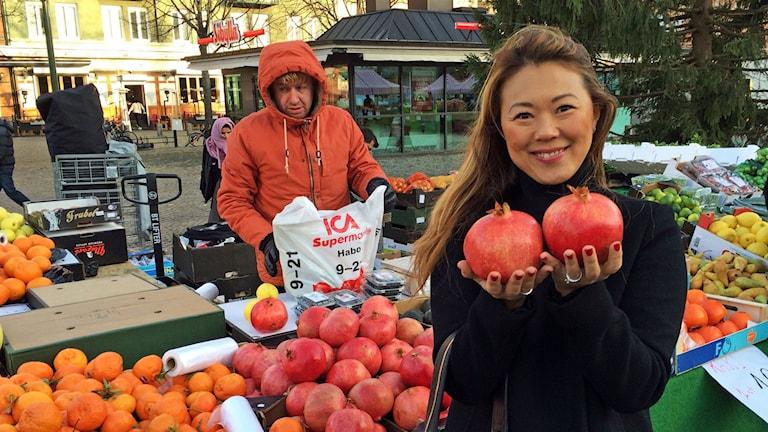 Jennie Walldén. Foto: Madeleine Fritsch-Lärka/Sveriges Radio