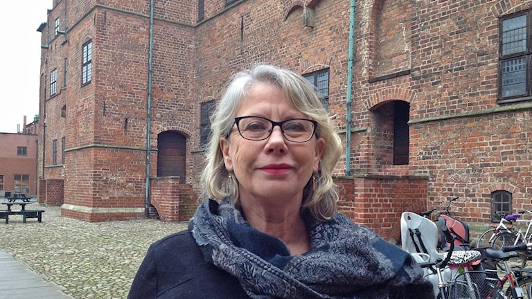 Katarina Carlsson, chef för Malmö museer. Foto David Richter/Sveriges Radio
