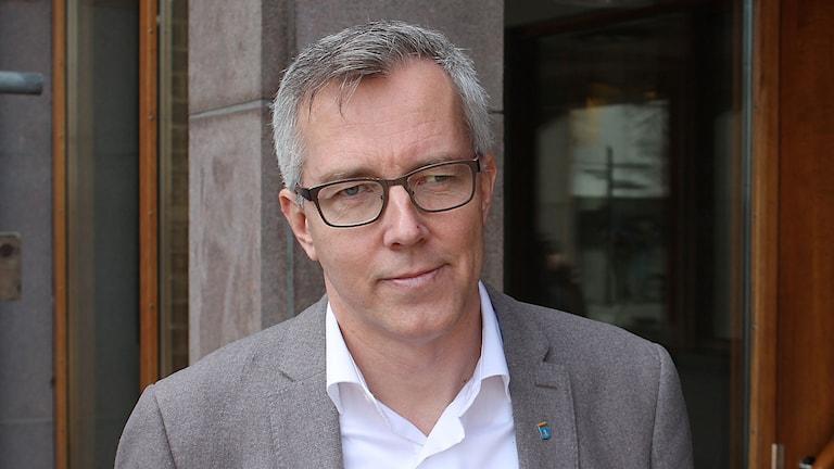 Torbjörn Karlsson (S). Foto: Malin Thelin/Sverriges Radio