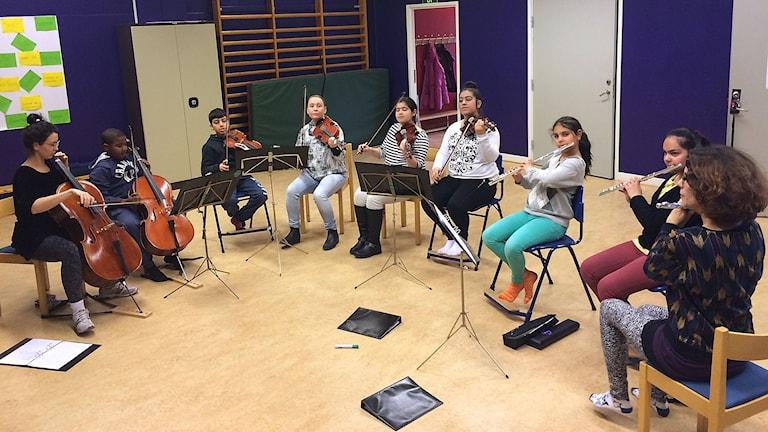 Foto: Madeleine Fritsch-Lärka/Sveriges Radio