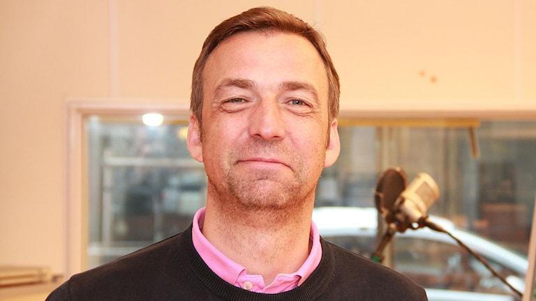 Allan Kuhn, MFF. Foto: Lars Ekman/Sveriges Radio