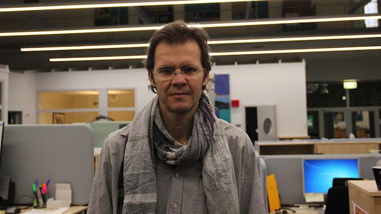 Björn Ramel överläkare