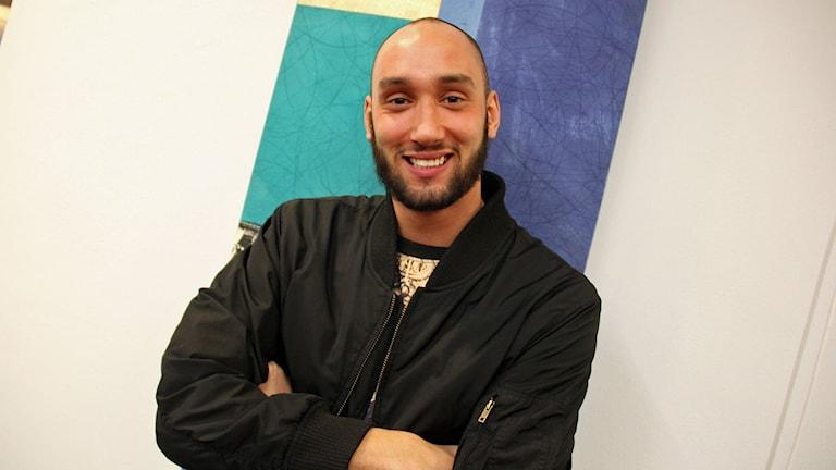 Benjamin Anderberg är dansare och en av skaparna till dansgruppen BowDown i Malmö.
