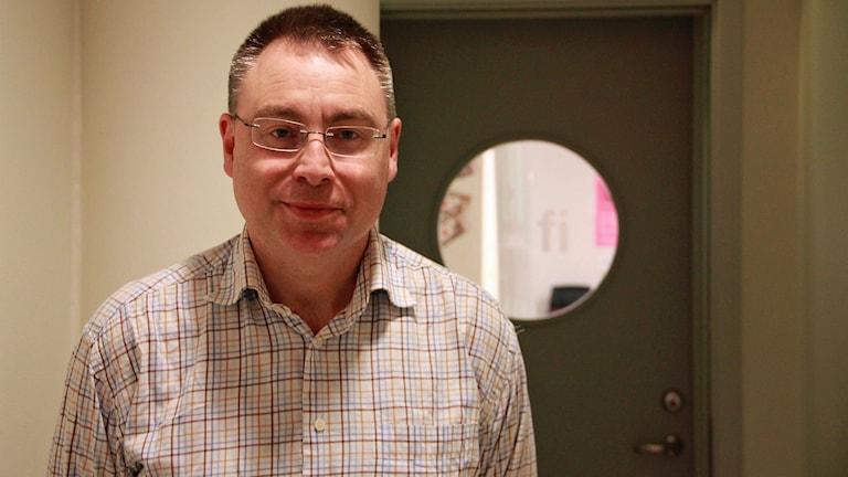 Anders Åkesson är miljöpartistiskt regionråd i Skåne.
