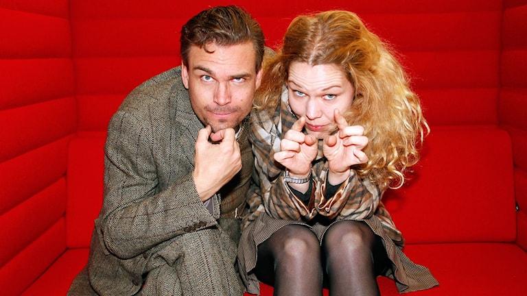 Charlie Caper & Malin Nilsson