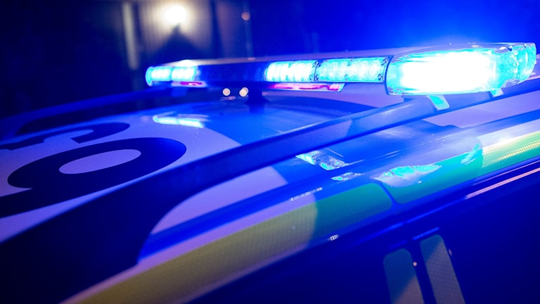 En man i 25-årsåldern sköts i benet i centrala Helsingborg. Arkivbild. Johan Nilsson/TT