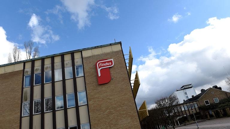 Findus anläggning i Bjuv. Foto: Björn Lindgren/TT