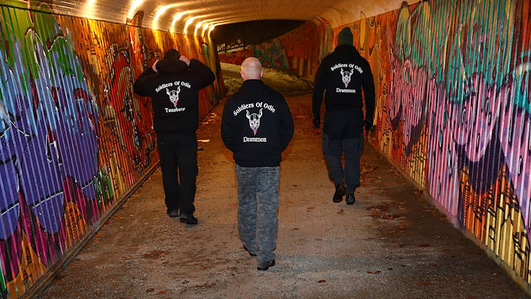 Soldiers of Odin i Norge.