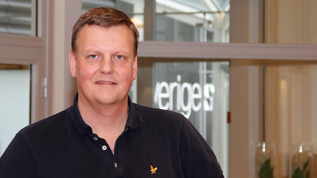 Fredrik Lundegård, bartender