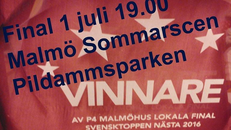 Vinstpokal Svensktoppen nästa 2016