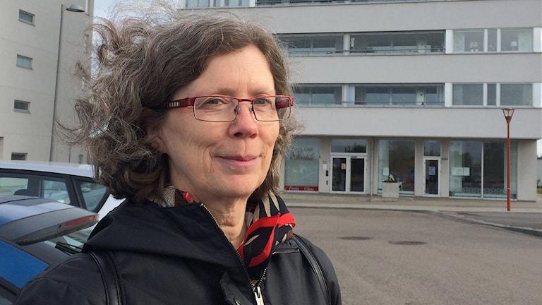 Anna Eklund är kyrkoherde i Kvistofta pastorat där Vallåkra ingår.
