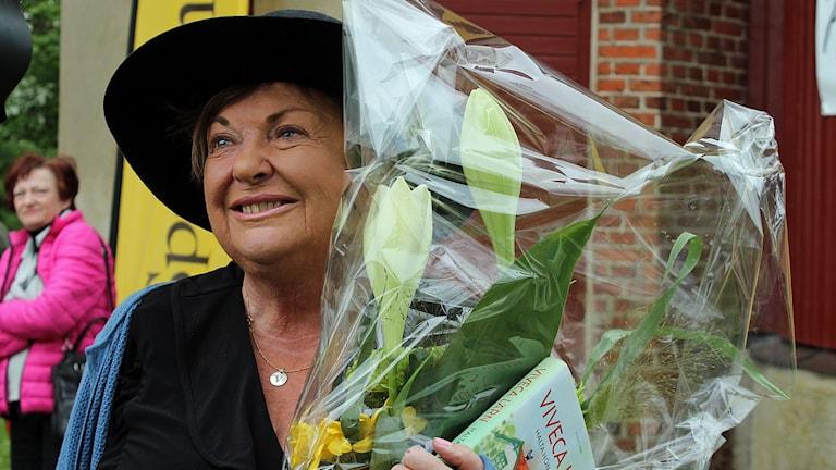 Dramatikern och författaren Viveca Lärn är 2016 års Piratenpristagare.