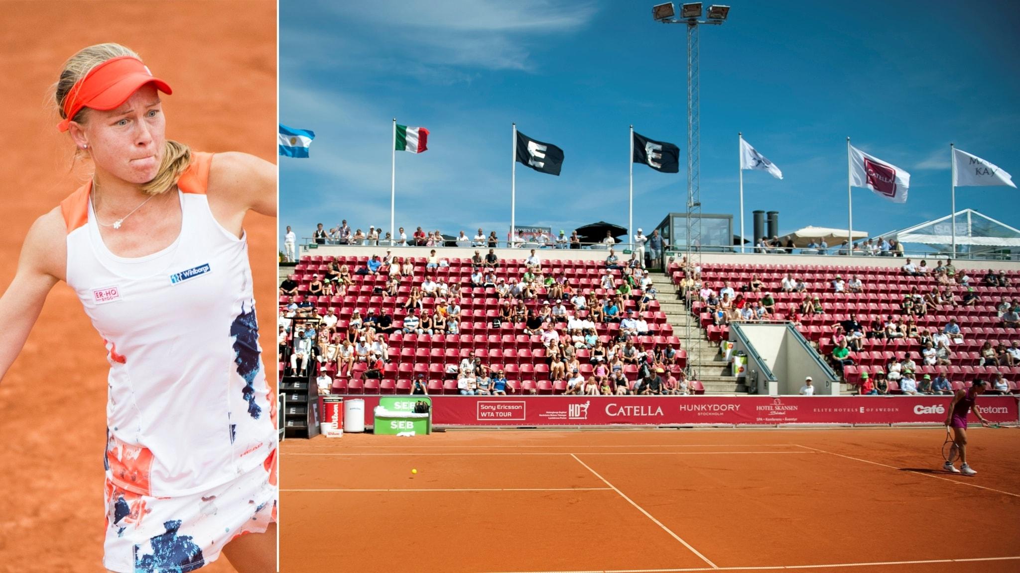WTA tennisen gör comeback i Båstad P4 Malmöhus   Sveriges
