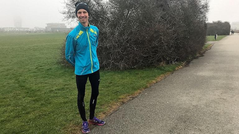 Dan Stenqvist, gerillalöparna, tipsar hur du kommer igång med löpning