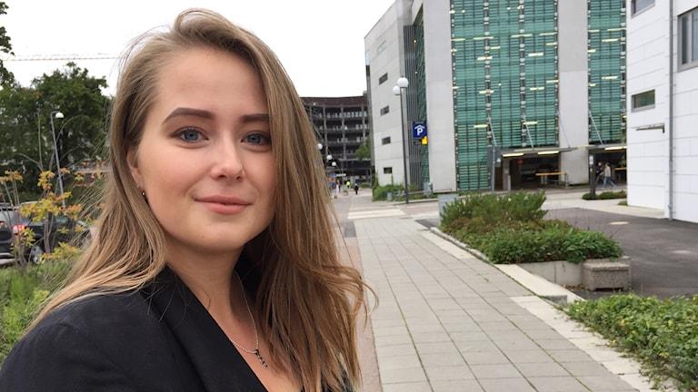 Josefin Thorén vill att fler kvinnor får gator uppkallade efter sig.