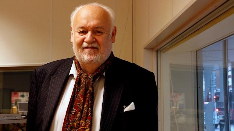 Chokladmästaren Jan Hedh.