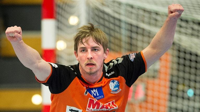 Tim Sörensen, IFK Kristianstad. Foto: Björn Lindgren/TT