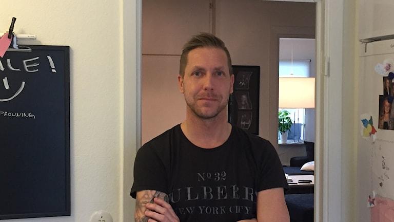 Lars Norberg är en av de många anställda på Findus som denna veckan tvingas lämna sina jobb.