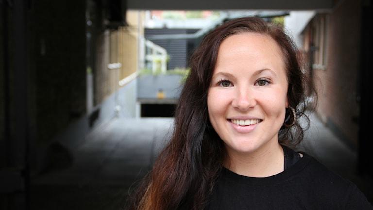 Malin Rosén, poddare och föreläsare med ätstörningar som särskilt fokusområde.