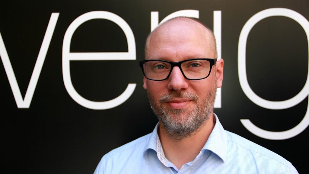 Docenten i audiologi, Jonas Brännström.