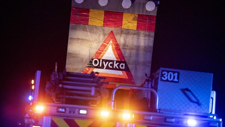 OLYCKA E22 LUND